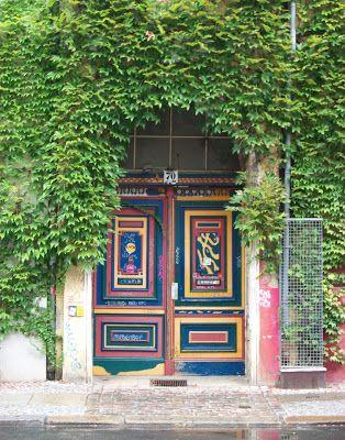 Doorway, Berlin