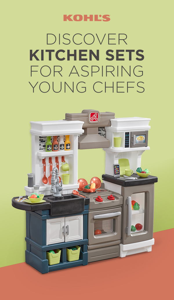 These Kitchen Sets Are Too Cute To Pass Up Inspire Their