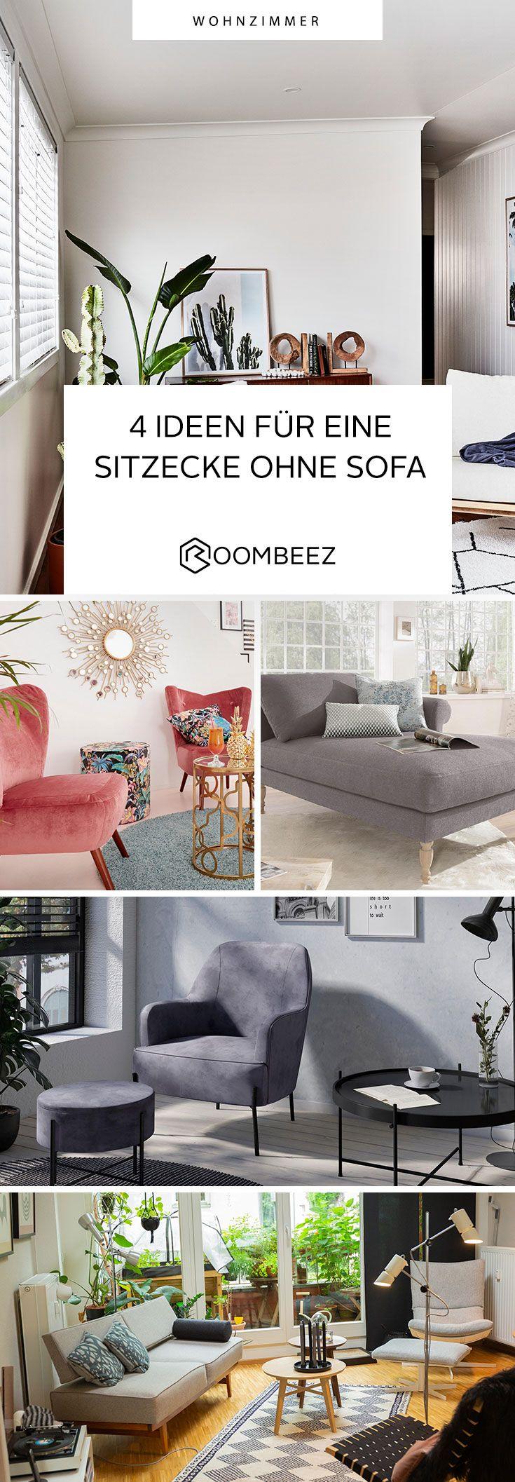 Sitzecke Ohne Sofa 5 Einrichtungsideen Sitzecke
