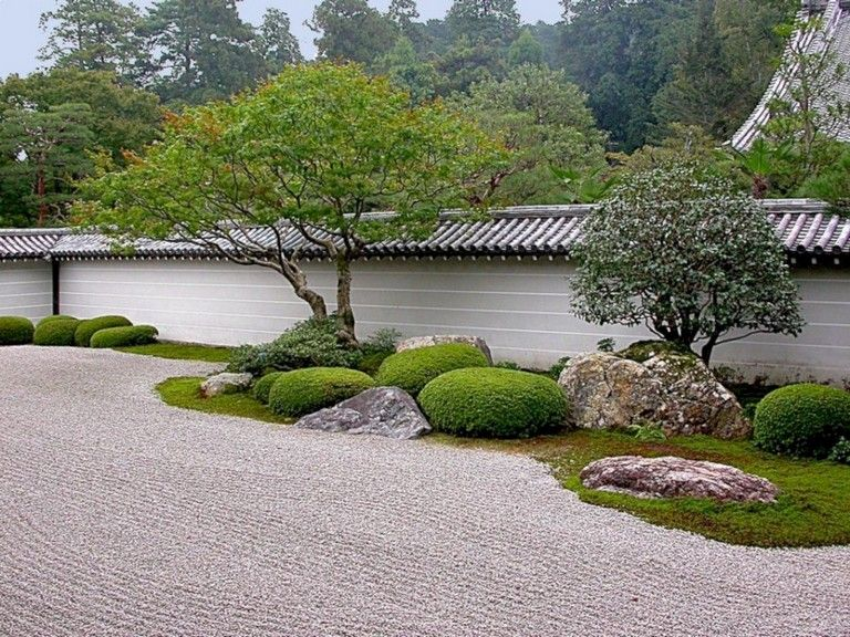 marvellous japanese zen rock garden design | 46 Marvelous Desert Garden Design Ideas For Your Backyard ...