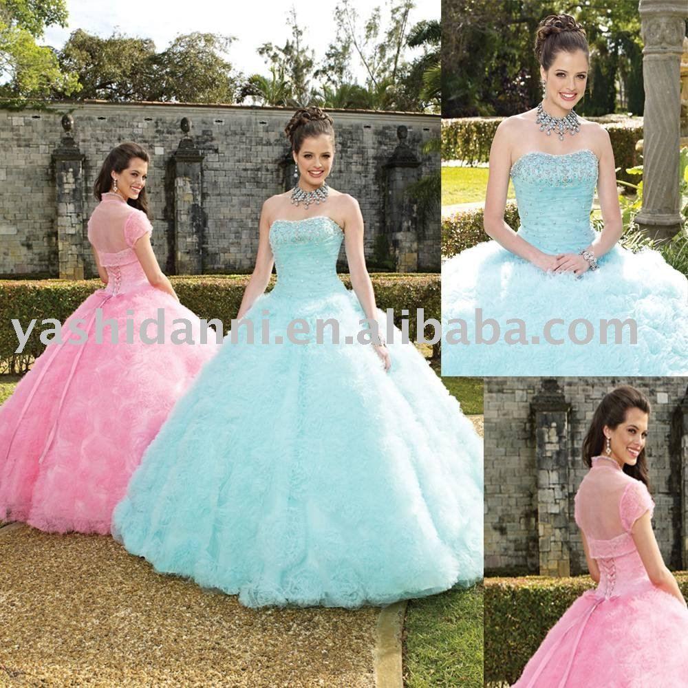 2011-Big-Ball-Gown-prom-dress.jpg (1000×1000) | Beauty | Pinterest ...
