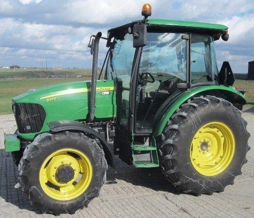 john deere tractor repair manuals