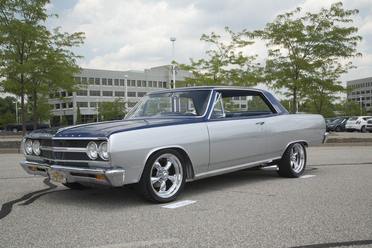 1965 Chevy Malibu SS - Ami G - Fully-restored - The Build - Summer ...