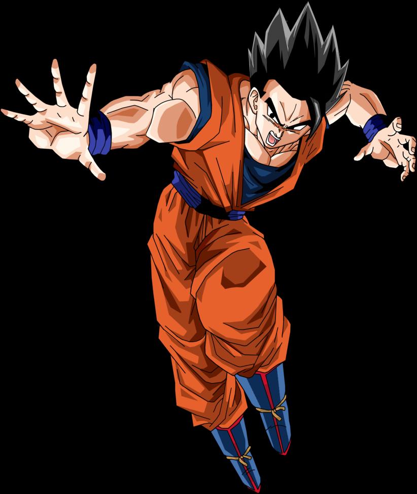 Ultimate Gohan 2 By Brusselthesaiyan Dragon Ball Super Manga Anime Dragon Ball Dragon Ball Artwork