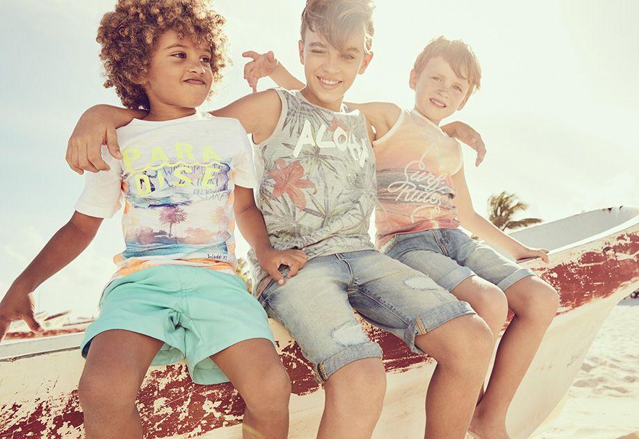 69dac428e2 Primark kidswear beach summer | . fashion - kids . | Boys swimwear ...
