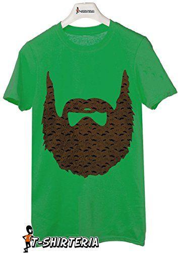 t-shirt humor, long, beard sunglass-todas las tallas by tshirteria Camiseta para mujer verde Talla:Extra Large #camiseta #realidadaumentada #ideas #regalo
