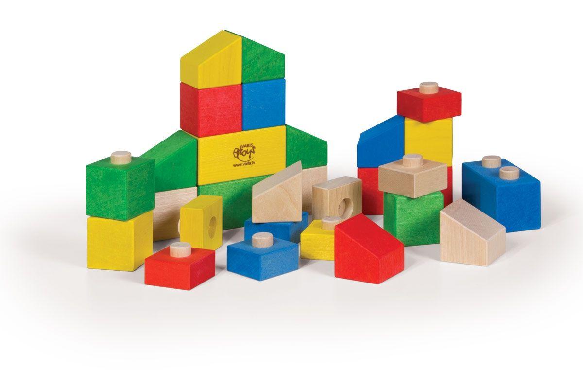 Stacking Blocks 28 Parts K 28 Wooden Toys Toys Stacking Blocks