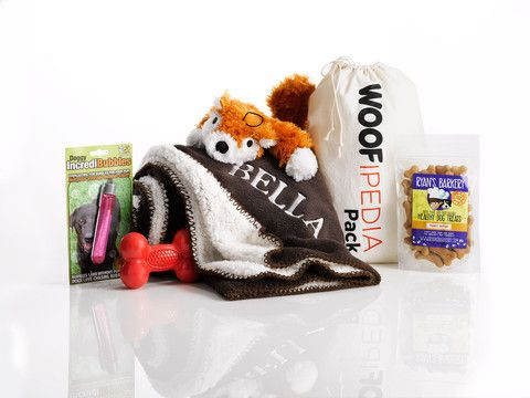 The Ultimate Dog Gift - BFF Pack from WOOFipedia – WOOFipedia Shop