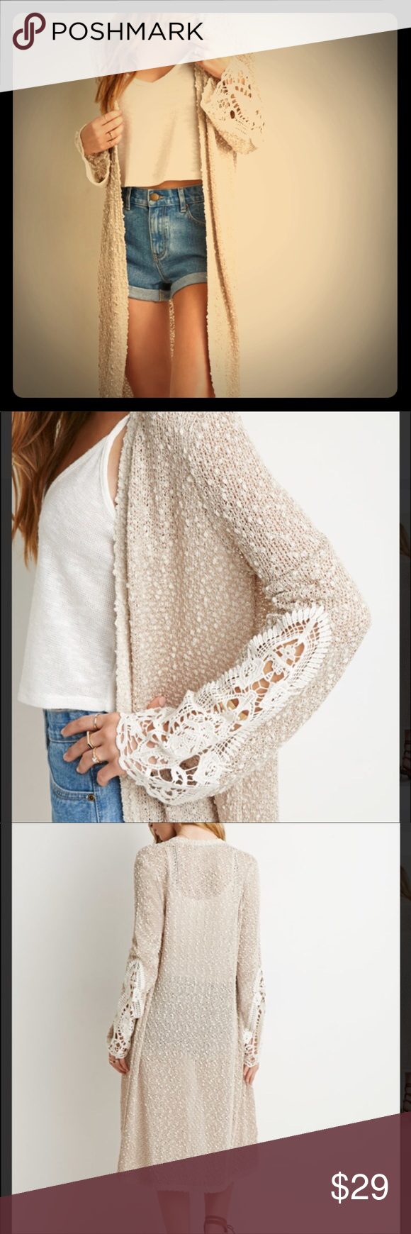 FOREVER 21 Long Sweater | Long sweaters, Forever 21 and 21st