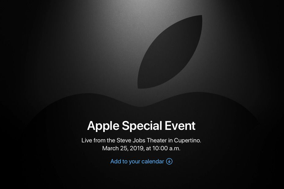 Video Everything To Expect At Apple S Upcoming March 25th Event