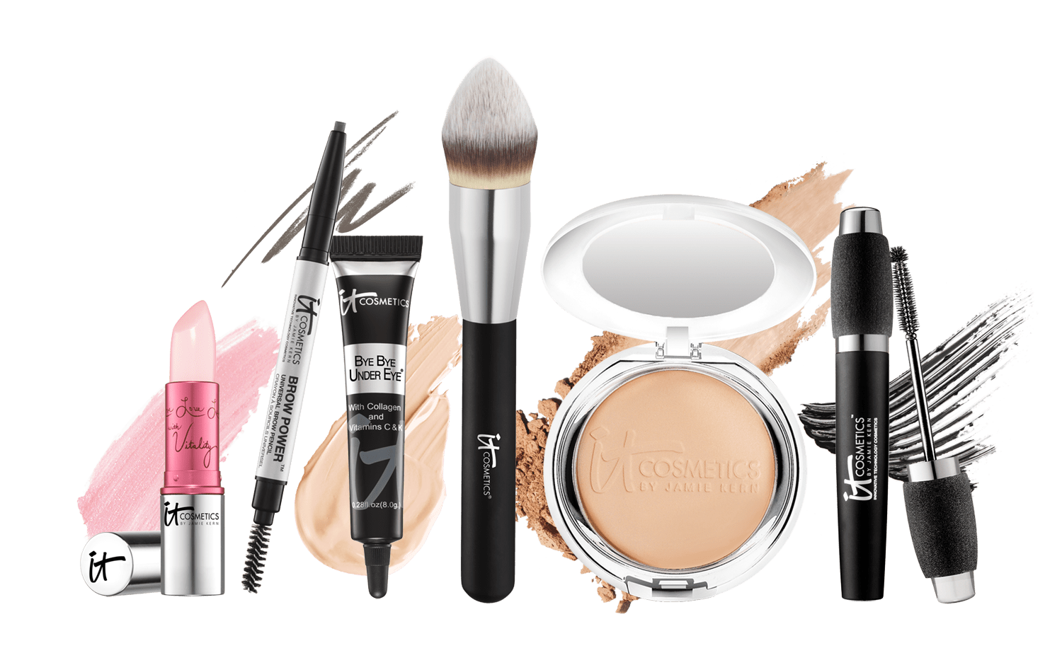It Cosmetics Makeup Kit Lip set, Makeup collection, Makeup