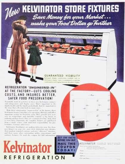 Vintage Household Ads of the 1930s