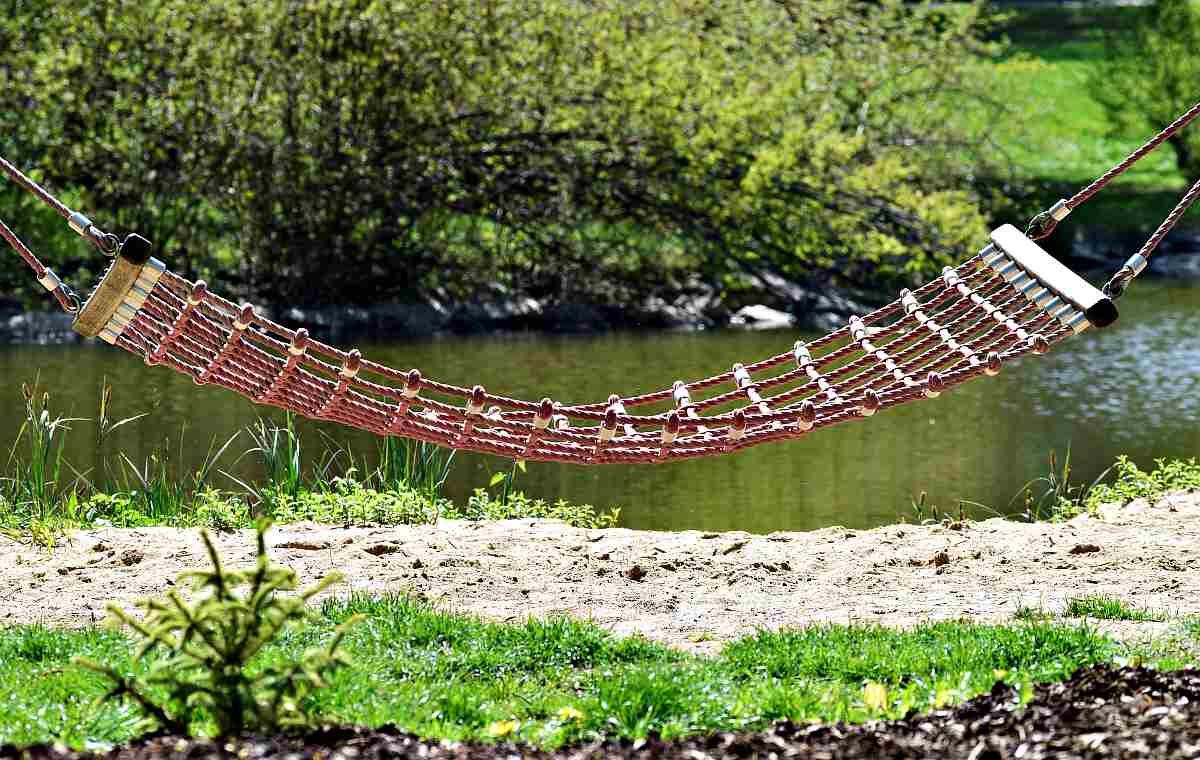 How to make a paracord hammock chair survival life