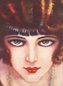 The History of 1920s Makeup – 1920 to 1929 | Glamour Daze