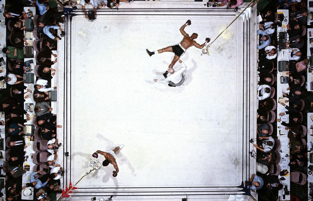 Ali Williams (Overhead) Photograph by famous sports