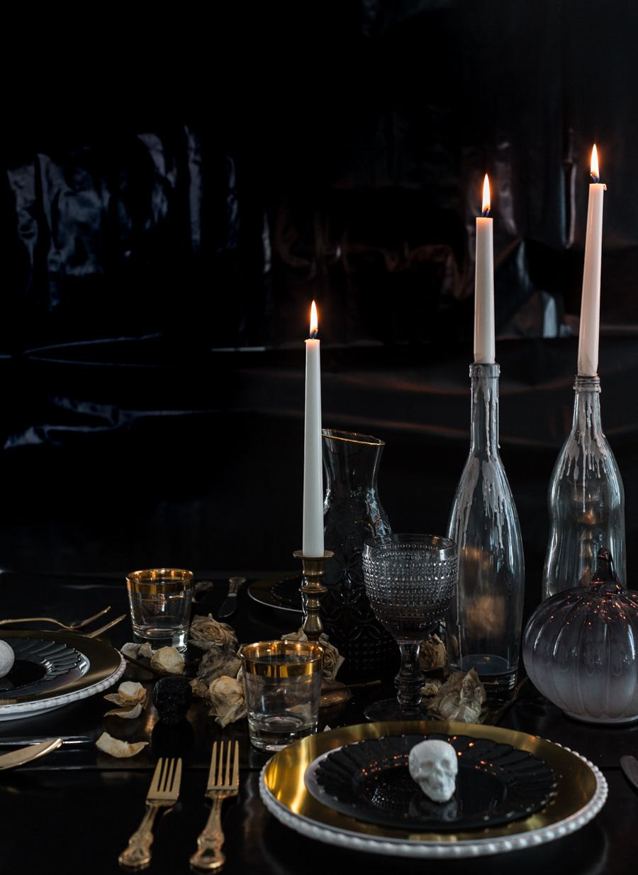 Halloween Ideas 2020 Decorations Elegant Halloween Table | ! ~Holiday Decor and Recipe Ideas~ ! in