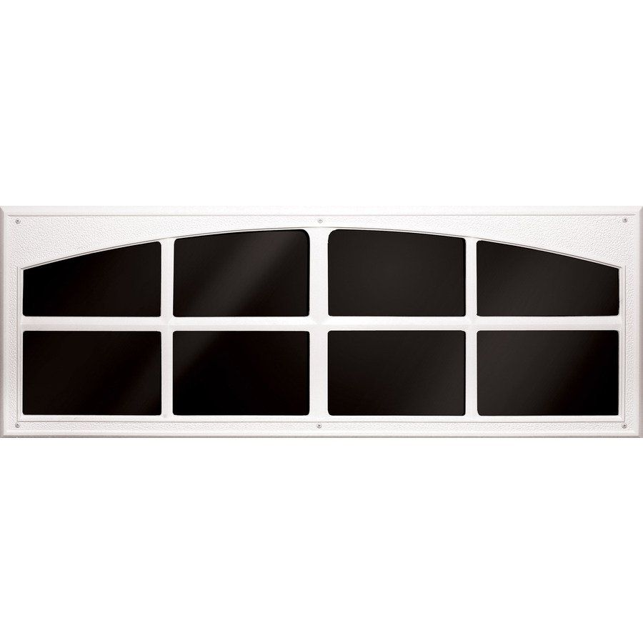 Garage Doors Lowes Canada Shop Coach House Accents 45 5 In Mold In Color Plastic Garage Door