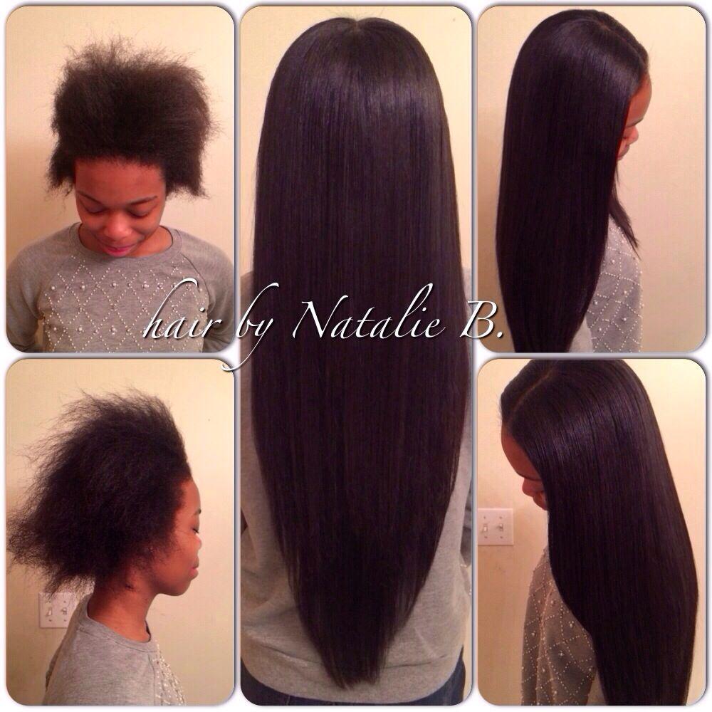 FLAWLESS SEW-IN HAIR WEAVES by Natalie B. @Natalie Birdsong ...