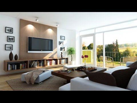 Decoracion De Interiores Curso Completo Dormitorios Cocinas Salas Casas Banos Etc Yout Como Decorar La Sala Decoracion De Salas Sala De Estar Moderna