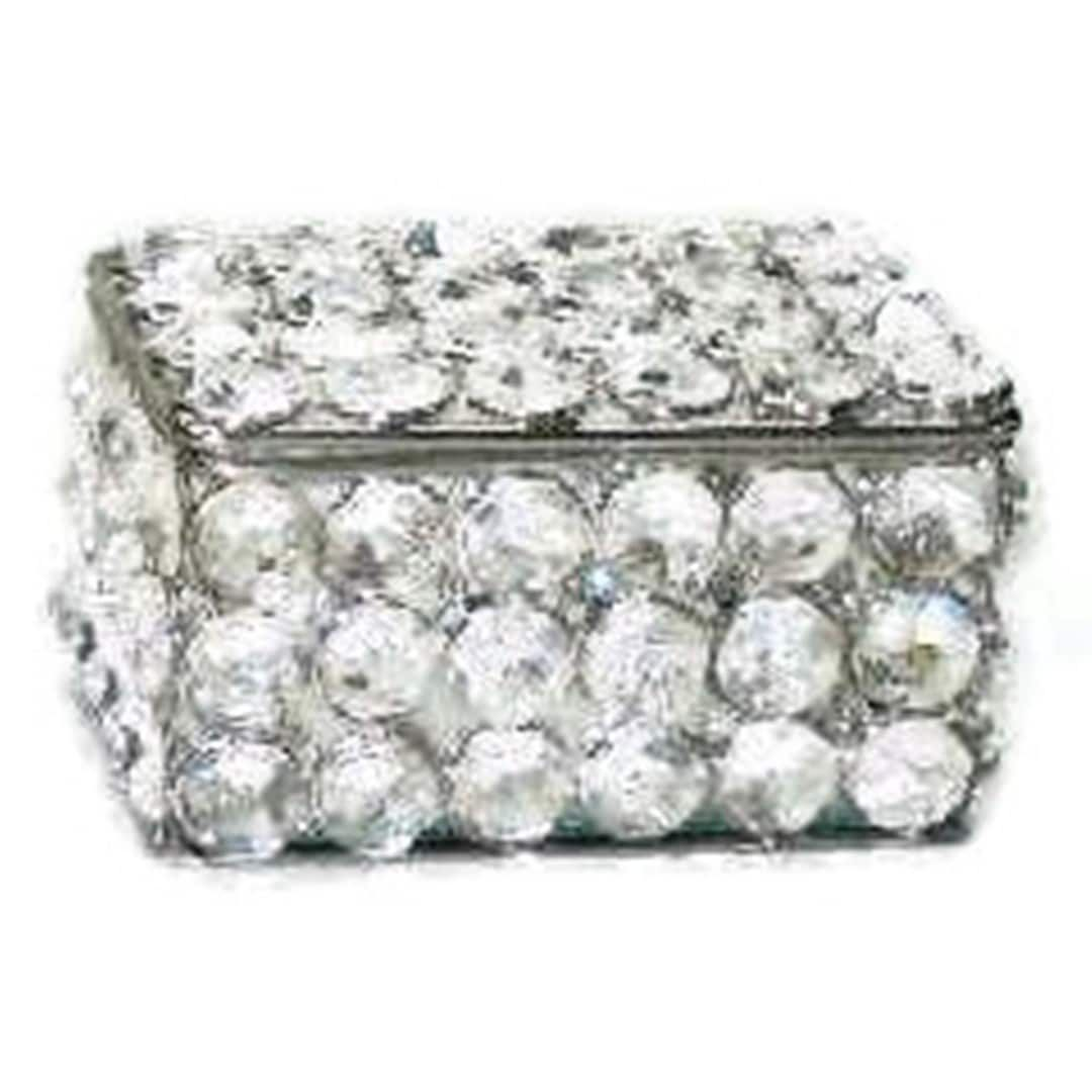 Heim Concept Sparkle Crystal Jewelry Box | Products | Pinterest ...