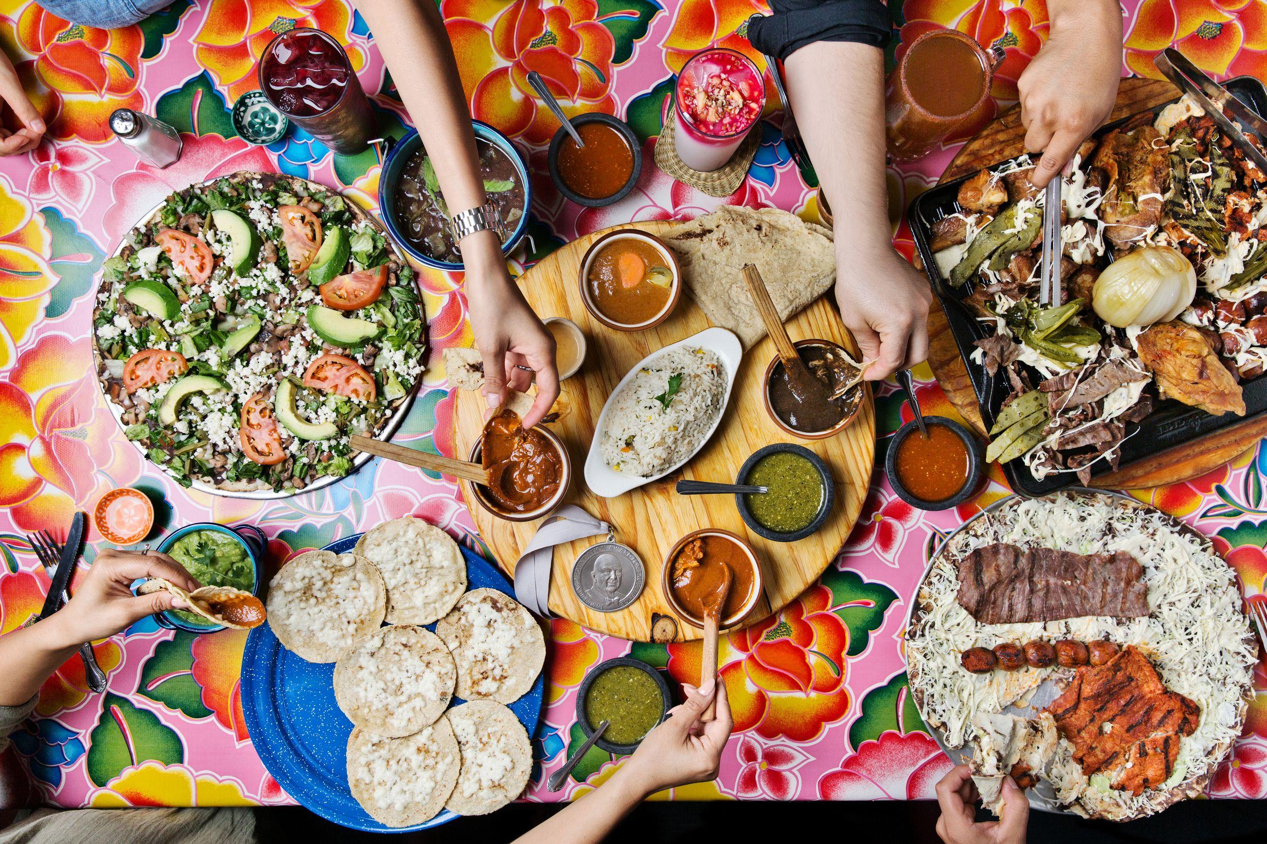 Welcome Ethiopian Cuisine Chicken Tamales Michelada Mix