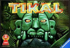 Tikal | Board Game | BoardGameGeek