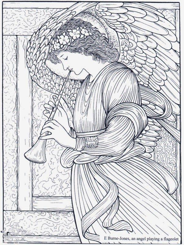 ANGEL MUSICA Maestra de Primaria: Cuadros famosos de pintores para ...
