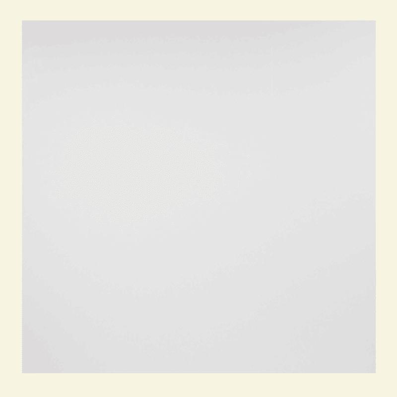 ACP 739-97 Genesis - Vinyl Lay-In Ceiling Tile - SAMPLE White Ceilings Sample Ceiling Tiles