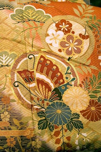 Японский орнамент. в 2020 г   Японская вышивка, Японская ...
