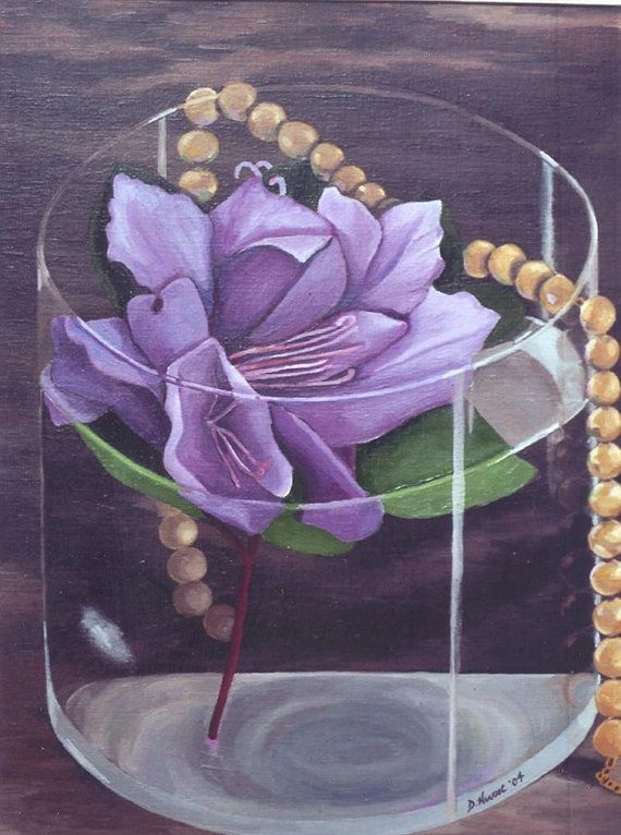 Oil on canvas paper 20x16 framed with single by DarttHurstGallery, $100.00