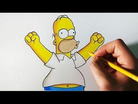 77 Dibufacil Aprende A Dibujar A Bart Simpson Paso A Paso