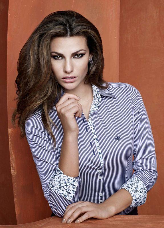 Lindos Looks Com A Camisa Dudalina Feminina  f640af749c1fa