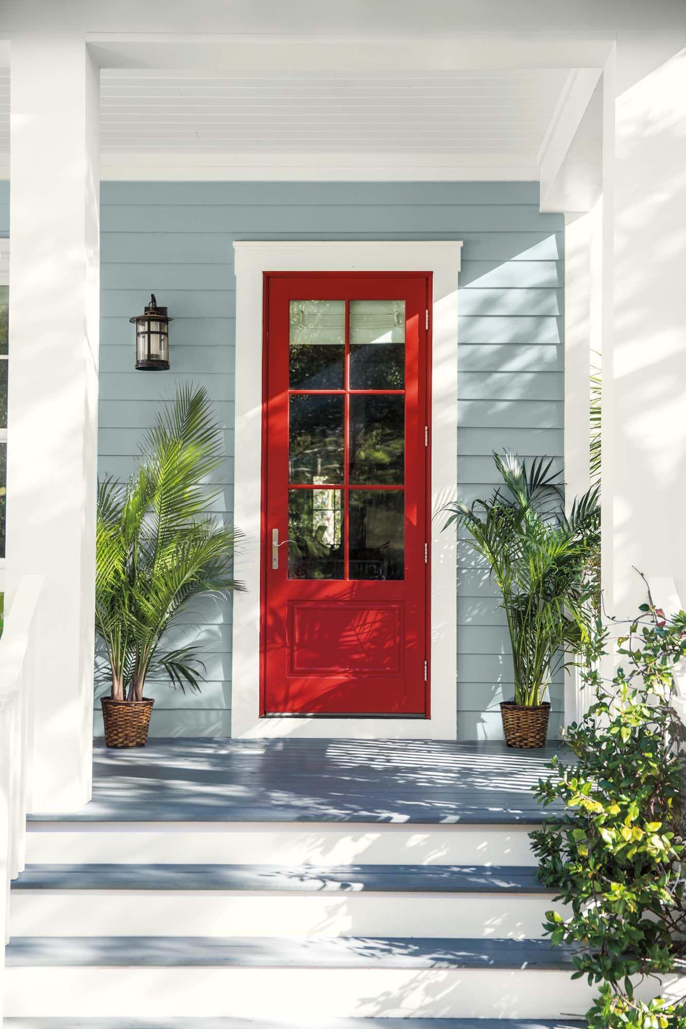 Designers Benjamin Moore Exterior Door Colors Exterior Paint Colors For House House Paint Exterior
