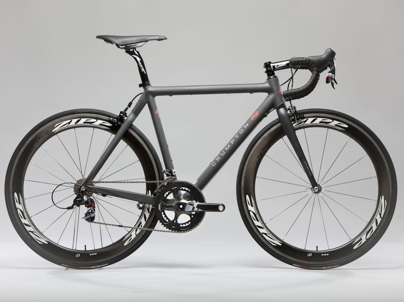 Custom Carbon Fiber Frames & Bicycles | Crumpton Cycles | Austin ...