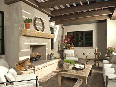 Braai area nice and cozy braai room patio area for Pinterest garden rooms