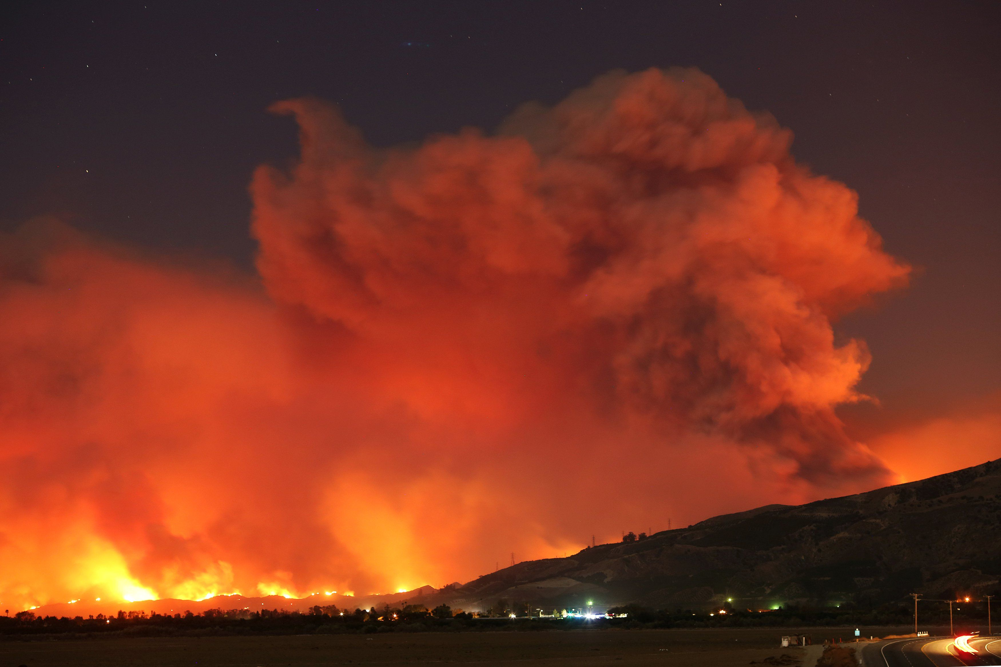 Image Result For Wildfire California Wildfires Ventura California California
