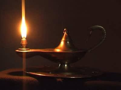 Fill Your Lamp With Oil So Your Light Does Not Faultier And Go Out Noivado