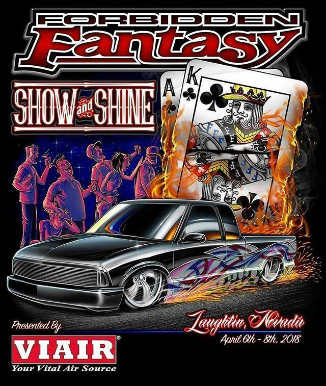 Back To Back Weekend Catch Me Here Forbidden Fantasy Show N - Laughlin car show 2018
