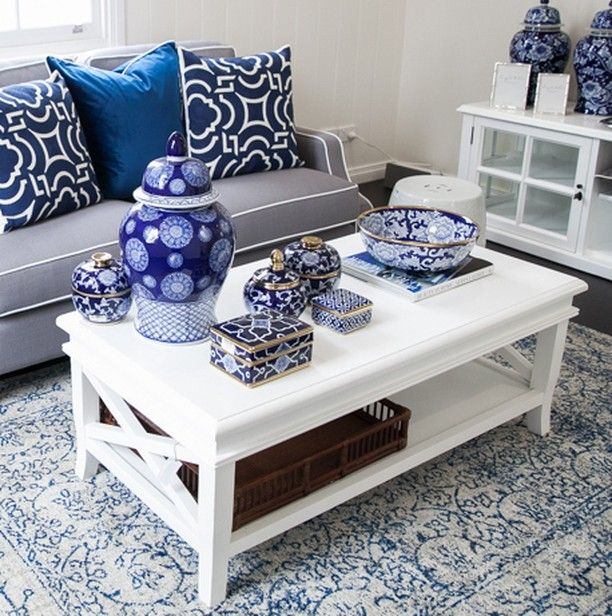 Hamptons French Coffee Table: Hamptons Style ~ The Store In