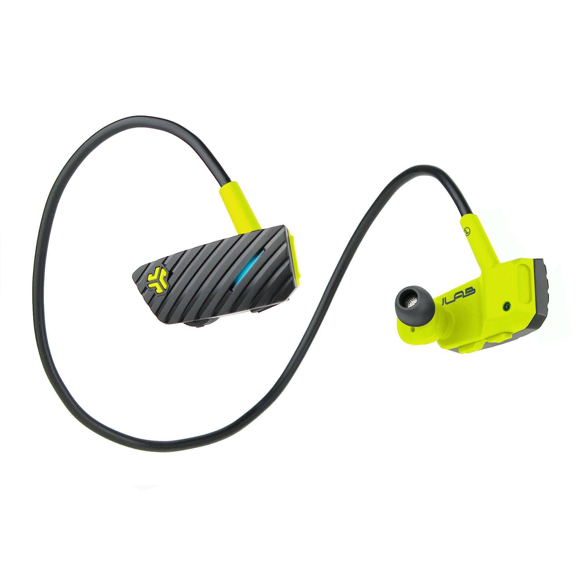 Black / Yellow GO Wireless Bluetooth Earbuds JLab