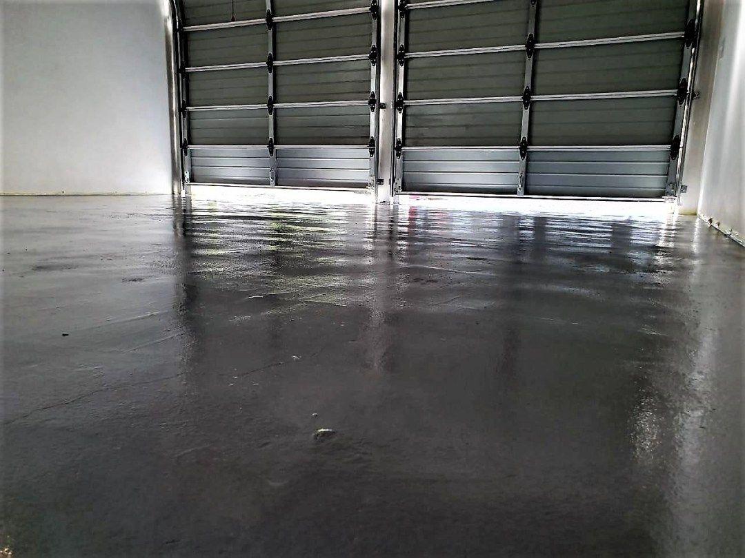 Alcolin Water Based Epoxy Floor Paint Protective Top Coat For Screeds Epoxy Floor Paint Flooring Painted Floors