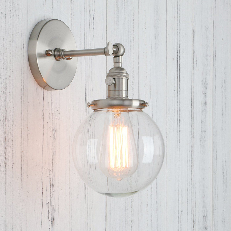 industrial lighting fixtures vintage. Permo Vintage Industrial Wall Sconce Lighting Fixture With Mini 5.9\ Fixtures A