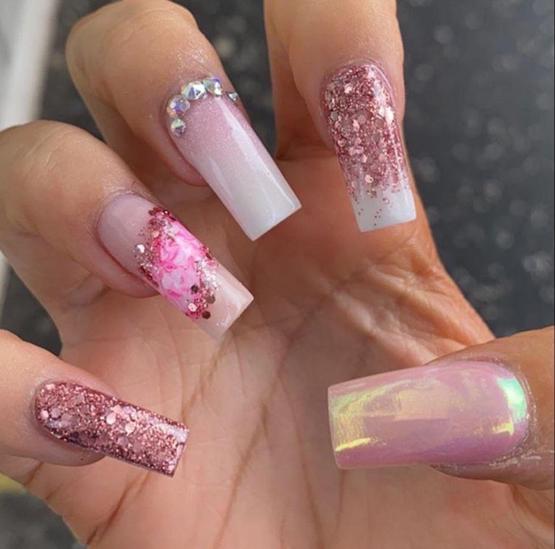 Pin by Miss Hauteness on nails | Nails, Stylish nails