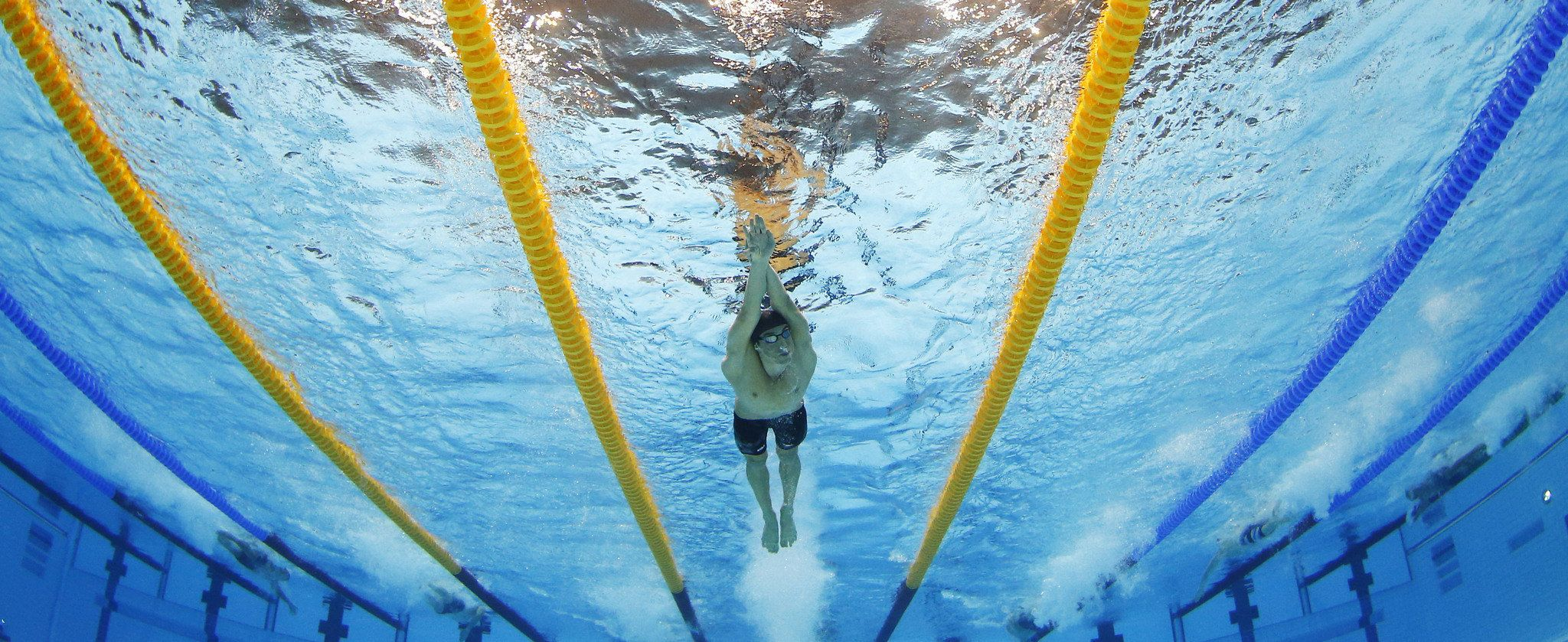 olympics - Olympic Swimming Underwater