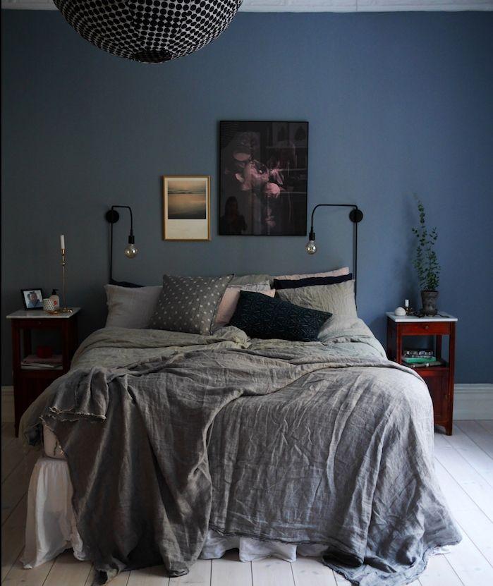 1001 id es pour choisir une couleur chambre adulte pinterest d coration chambre adulte. Black Bedroom Furniture Sets. Home Design Ideas