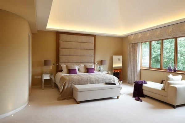 Modelos de dormitorios matrimoniales inspiraci n de - Diseno de dormitorios matrimoniales ...