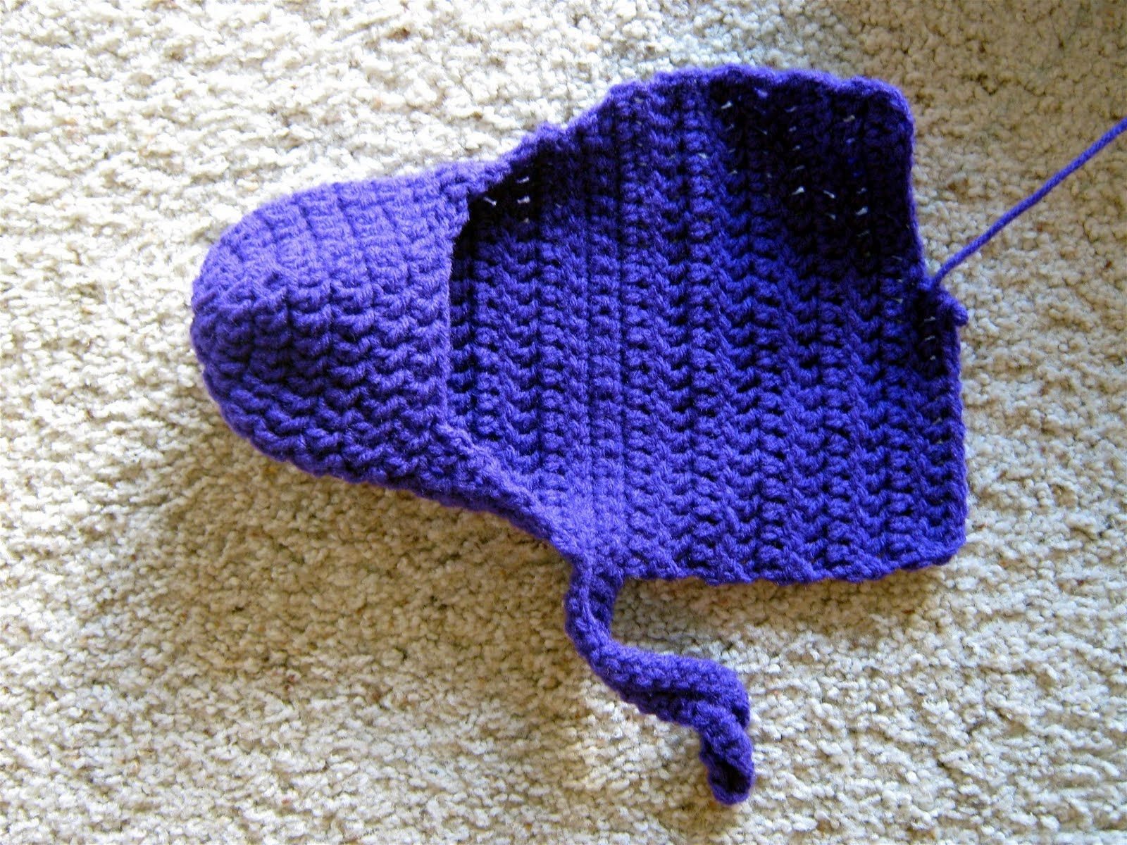 directions crochet slipper socks | Norwegian House Slippers ...