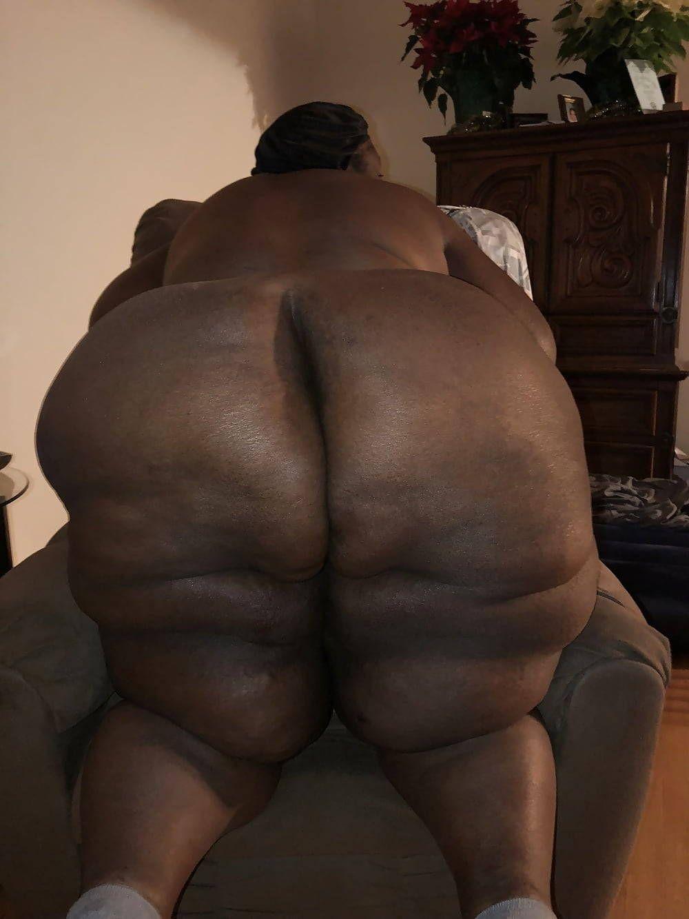 Big ebony ssbbw