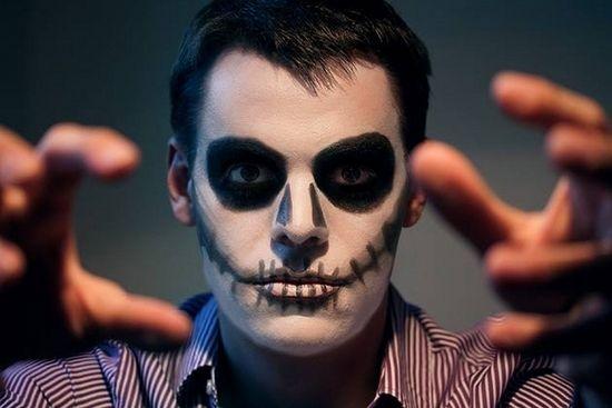 halloween make up ideas for men easy make up ideas DIY