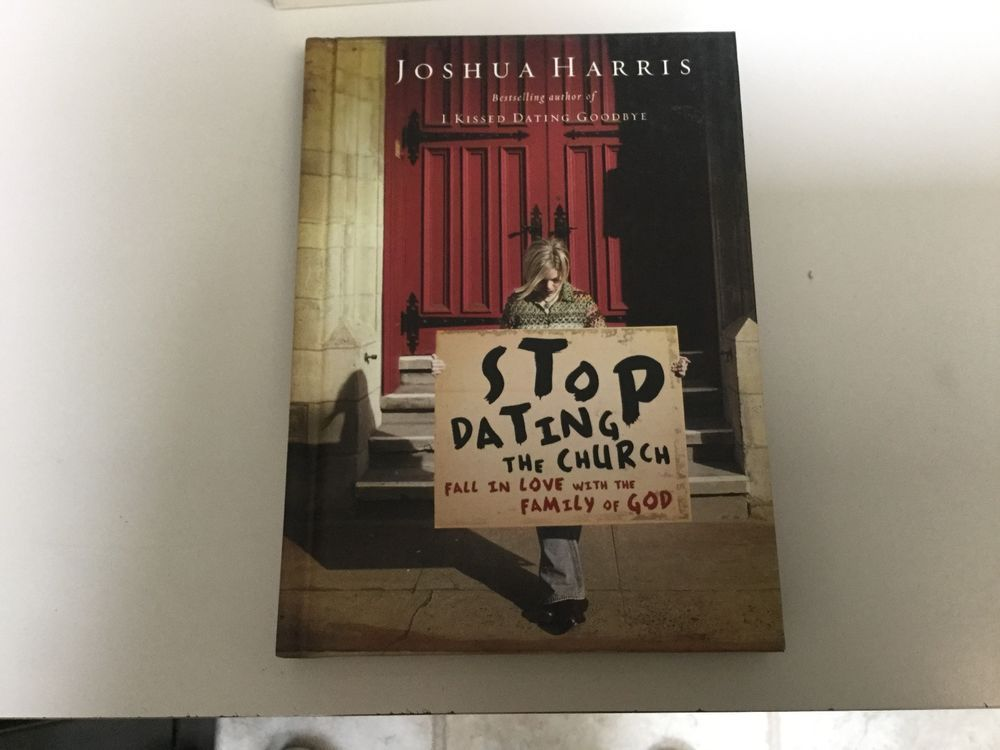 Stop dating the church book